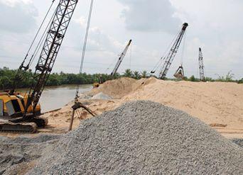 Bảng báo giá cát đá xây dựng mới nhất năm 2020 tại Tphcm