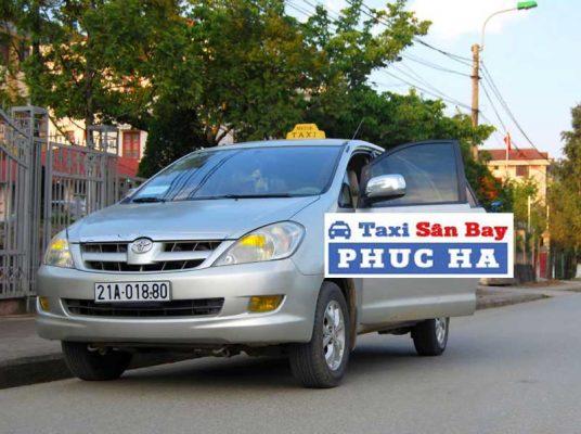 Taxi từ Hà Nội đi Lào Cai